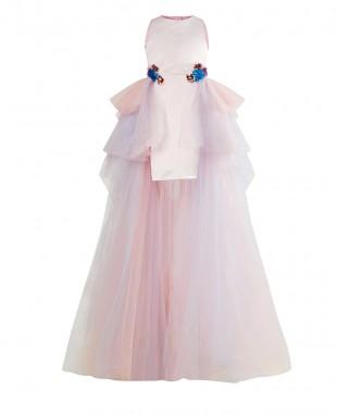 Lilac Queen Bee Dress