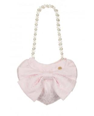 Handbag: Pink Heart
